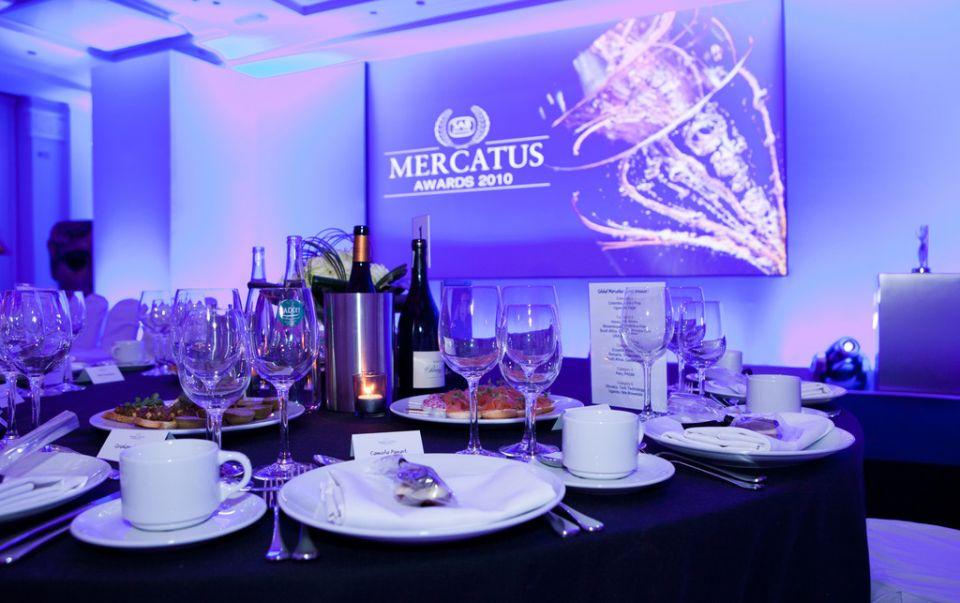 AV Equipment for Awards Ceremonies