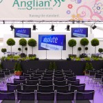 AV for Outdoor Events in Cambridge and Hitchin